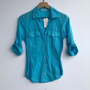 James Perse Side Panel Shirt | 1